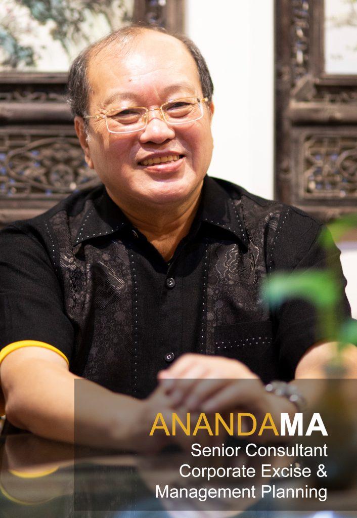 Ananda Ma 馬希龍