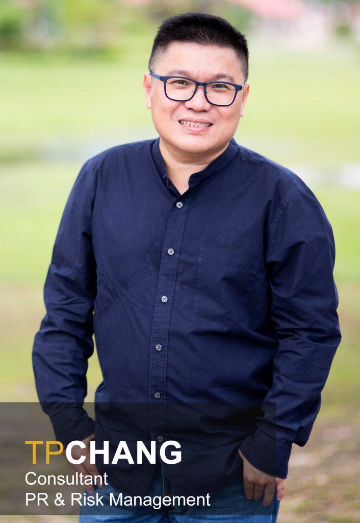 Dr. TP Chang 莊迪澎